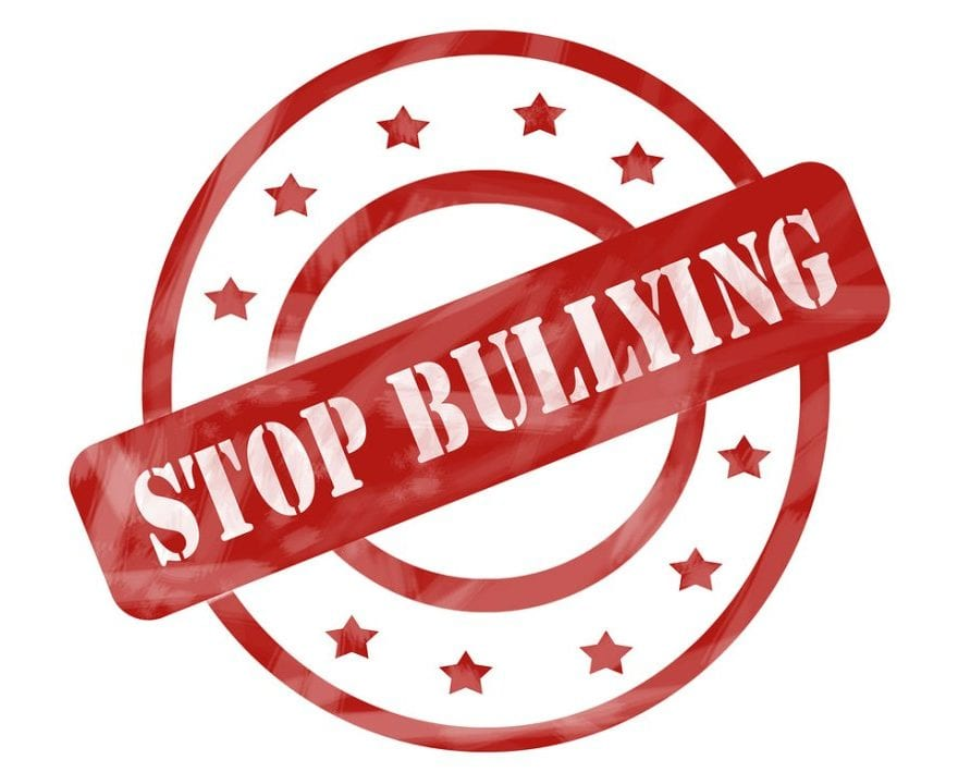 Say no to bullying essay