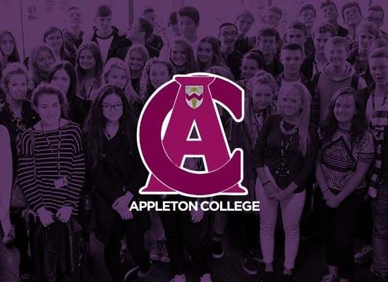 Appleton Students finish strongly