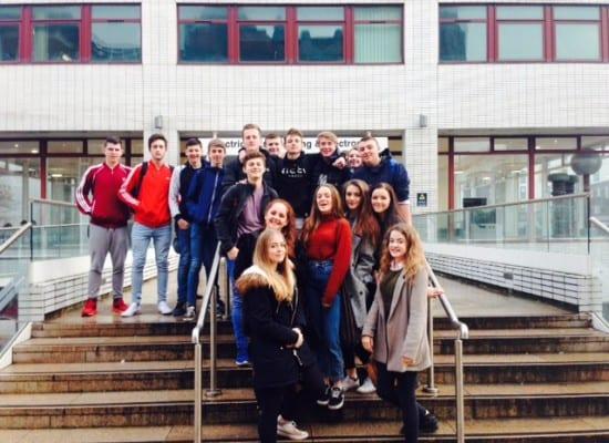 Y11 Trip to Liverpool University