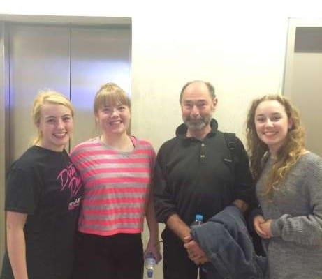 6th form visit to Rambert Dance Company