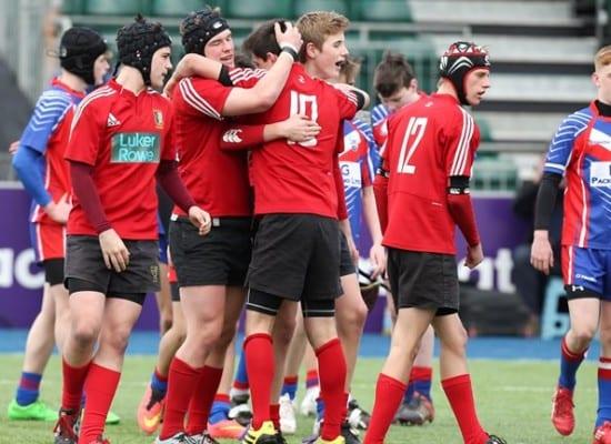 Rugby semi-final news