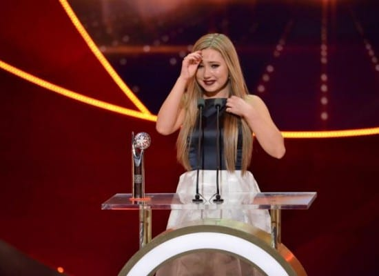 British Soap Awards success for Ruby!