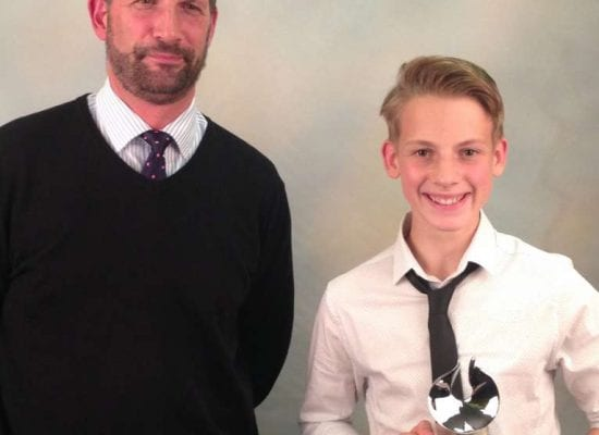 A very special Lower Awards Evening