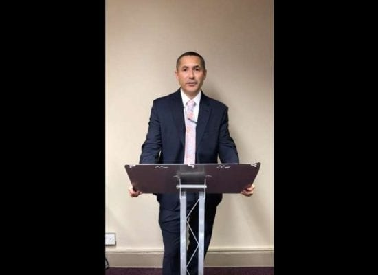 Appleton College Open Evening speeches