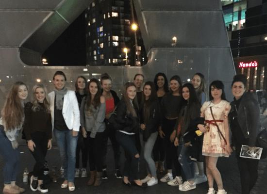 Rambert Dance Company trip