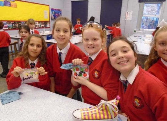 STEM For Primary event