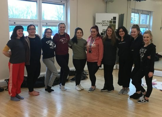 Rambert Dance Workshop