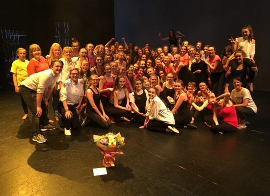 Dance Oscars with a difference!
