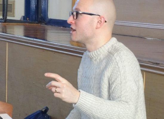 Vocal Workshop with Ben Holder