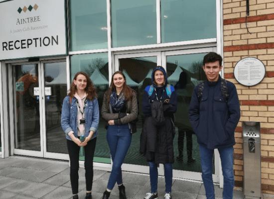 Y12 Oxbridge Student Conference 2018