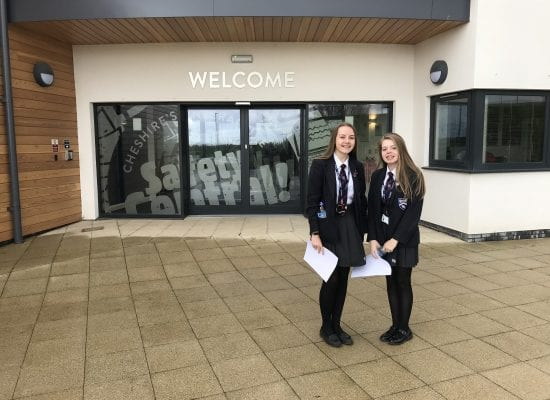 Media experience for two Y9 students