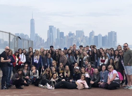Mrs Antell's New York Reflections