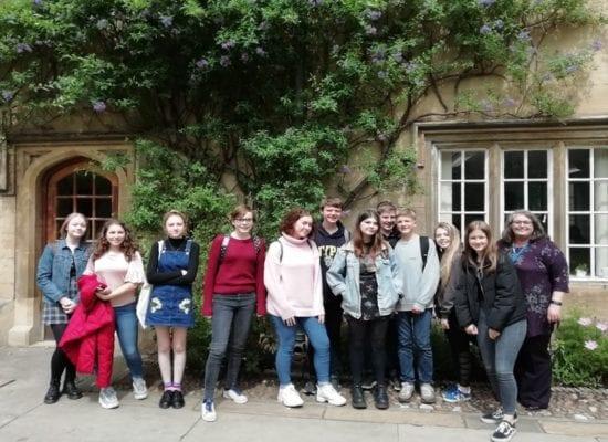 Y10 Cambridge Visit