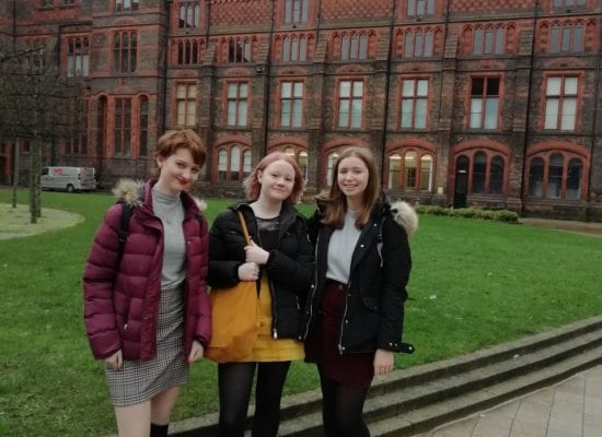 Liverpool University Trip